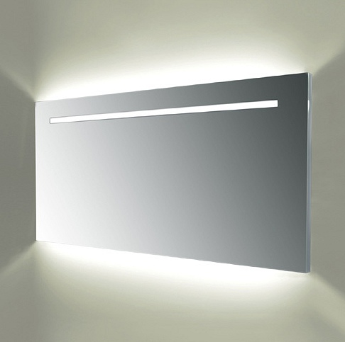 illuminated magnifying bathroom mirrors